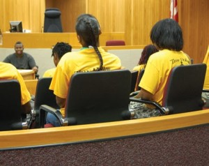 Youth in Court