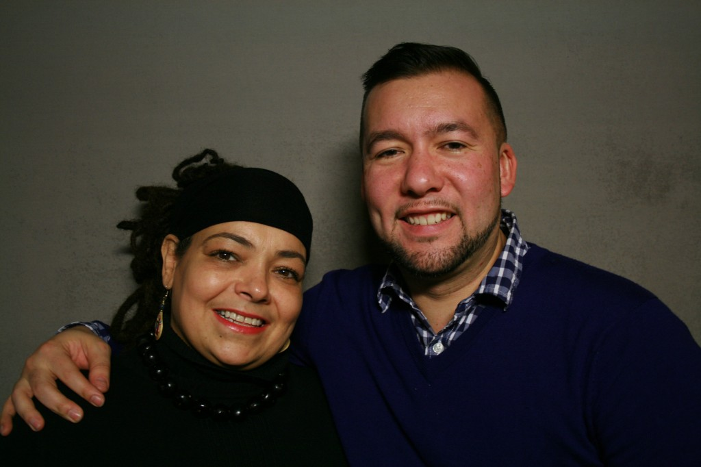 Jeannette-Ruben StoryCorps Photo
